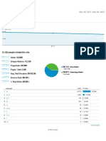 Analytics All Web Site Data Audience Overview 20121118-20121120