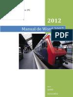 Manual de Word 2007 de Aldo