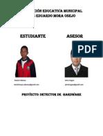 Detector de Hardware