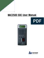 NAC-2500S
