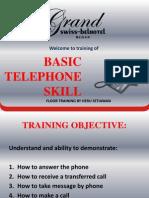 Telephone Skill Heru