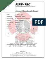 Fire-Tec Structural Collapse Technician Course Details.pdf.PDF