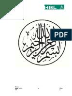 Waqas Report