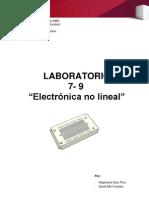 informe electronicaA