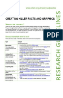 Creating Killer Facts and Graphics