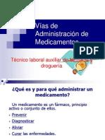 Administracin de Medicamentos