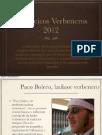 Villancicos Verbeneros