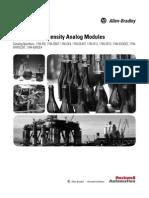 1794-FLEX IO High-Density Analog Modules
