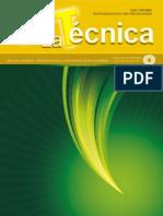 revisión de la revista la técnica