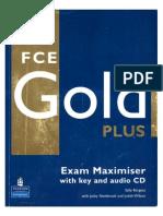 Fce Gold Plus Libro