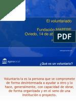 Voluntariado Oviedo