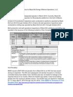 Black Elk Energy Enforcement Statistics