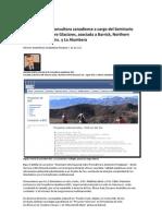 Quien Es BGC Consultora a Cargo de Seminarios Glaciares Asociada a Barrick 21-11-12