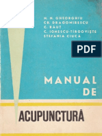 Manual de Acupunctura