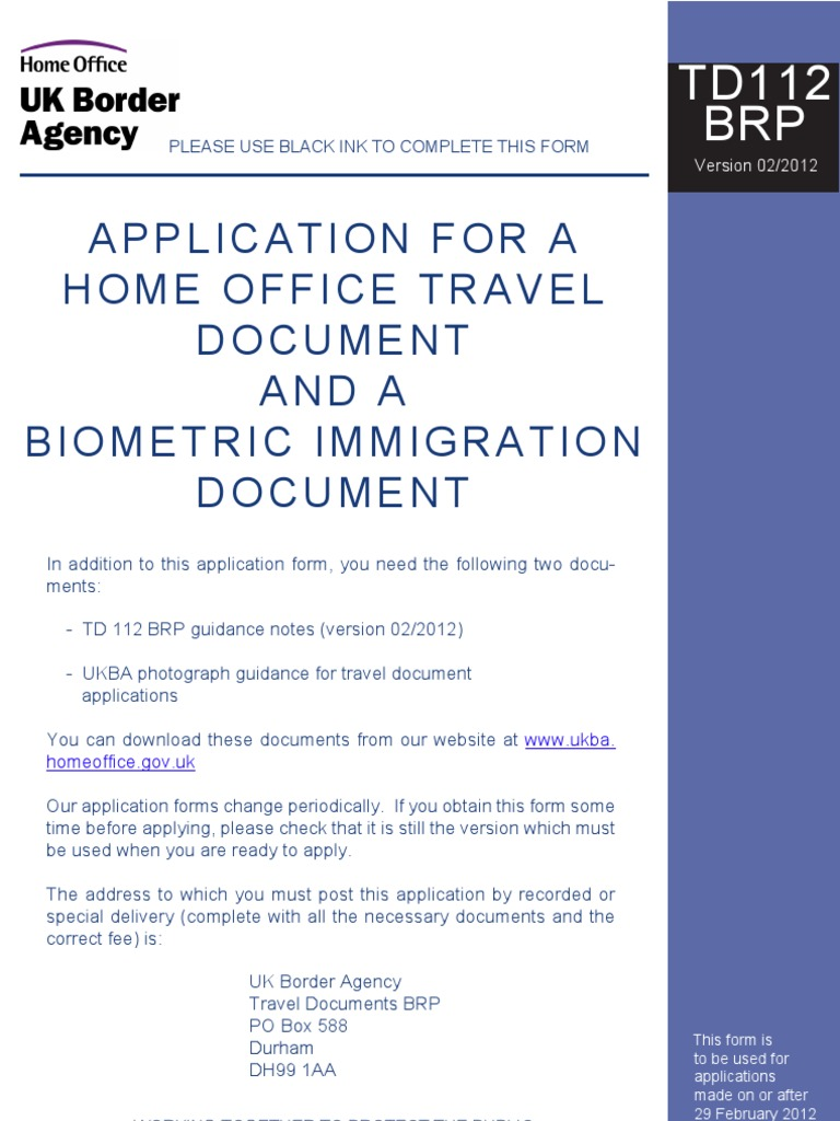 Amazing Home Office Travel Document Contact Number Ensign - Home ...