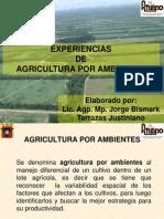 Agricultura Por Ambientes j. Bismark Terrazas