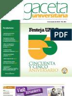 Gaceta 284- 4 Marzo 2012