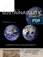 1-1 Introduction to Sustainability
