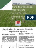 2012-11-6-Agricultura de Precision-Simposio Bolivia - Marcelo Lopez de Sabando