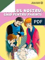 Copilul Nostru, Ghid Pt. Parinti, 0-7 Ani, Unicef