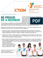 YMCA of the Capital Area Newsletter