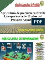 Simposio Agricultura de Precisao Bolivia