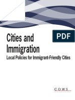 """Local Policies for """"Immigrant-Friendly"""" Cities"""