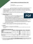 Lab 8 Phototoxicity Report Evaluation Guideline 2012