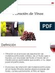 Filtración de Vinos (CUNO)