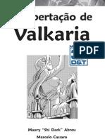 Tormenta - A Libertação de Valkaria 3D&T
