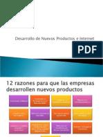 Desarrollo de Nuevos Productos e Internet