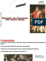 Tema 4. Fernando VII