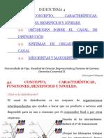Tema 4. Distribución. DC II