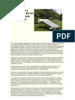 Ventajas y Desventajas de Los Calentadores Solares