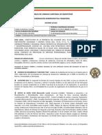 INFORME COORDINACIÓN ADMINISTRATIVA-FINANCIERA AUCM OCTUBRE 2012
