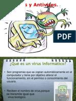 Conputadoras y Virus