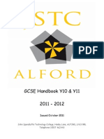 GCSE_Handbook_2011_2012_Y10_&_Y11