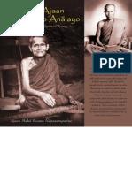 Venerable Ajaan Khao Biography