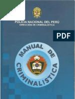 Manual de Criminalistica