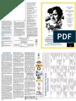 Big Read Call of the Wild Calendar of Events 1-15-2009 PDF