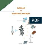 FORMAS Y CLASES DE ENERGÍAS
