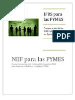 Comparacion Entre Las IFRS Full e IFRS Para Las Pymes