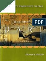 Beginner's Dari Persian 2004