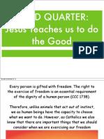Lesson 11 Freedom