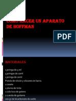 Aparato de Hoffman