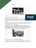 Movimiento de 1968 en México