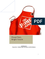 Home Depot Strategic Audit Sample