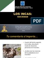 SOCIEDAD INCAICA NSA HGE 2DO AÑO