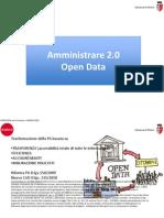 Presentazione Open Data nel Comune (primavera 2012)