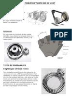 Elementos de Maquinas y Para Que Se Usan